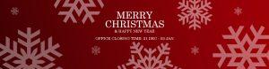 Airtech Christmas Banner