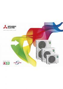 Airtech Mitsubishi Electric Mr Slim Thumb