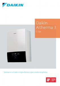 Airtech Daikin Altherma 3 Brochure Thumb