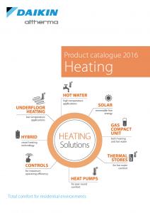 Airtech Daikin Heating Thumb
