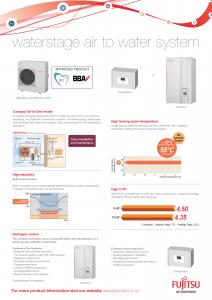 Airtech Fujitsu Heating Thumb