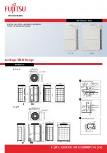 Airtech Fujitsu Heat Recovery Brochure Thumb